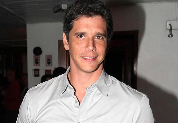 márcio garcia (Foto: Orlando Oliveira/Agnews)