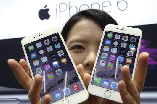 iPhone Maker Hon Hai Shows Slower Earnings Growth
