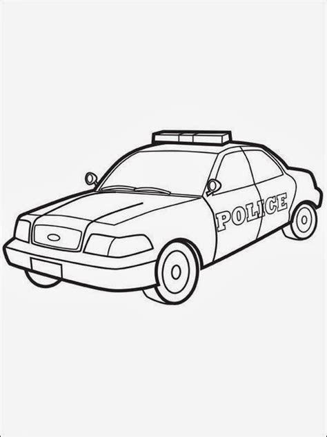 malvorlagen polizeiauto - kostenlose malvorlagen ideen