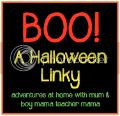 Boo! A Halloween Linky
