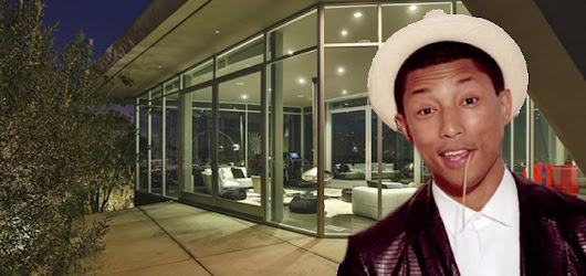 Los Angeles: Pharrell acquista una nuova super villa - Casa.it