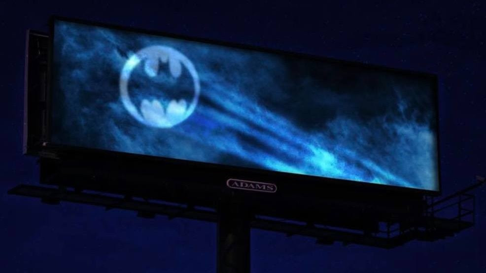 Bat Signal Launched In Charleston After Death Of Adam West Wach