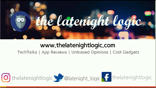 The LateNightLogic:Unbiased Reviews by a Software Engineer!