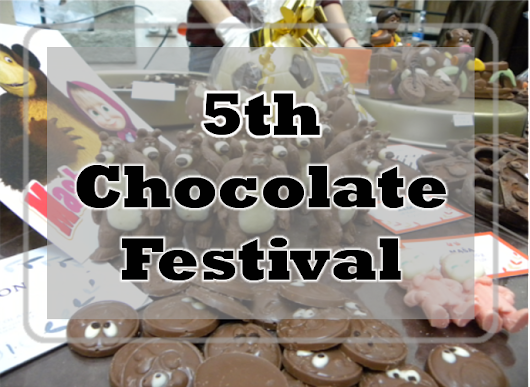 5th chocolate festival in Radovljilca