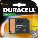Duracell Battery, Alkaline, Medical, 6 V