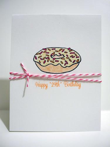 Happy 29th Birthday...