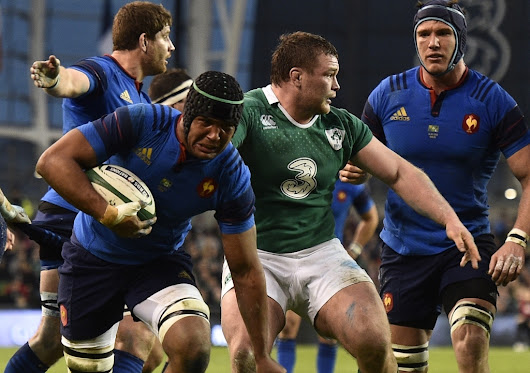 VI Nations : Irlande-France en direct