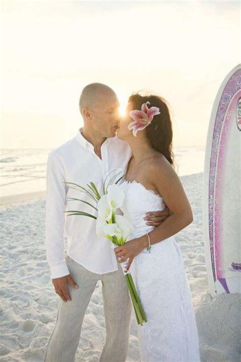 61 Stylish Beach Wedding Groom Attire Ideas   HappyWedd