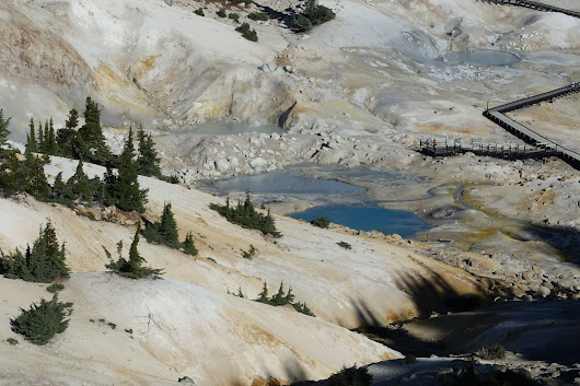 Bumpass Hell Trail to be Closed October 16th | St. Bernard Lodge blog
