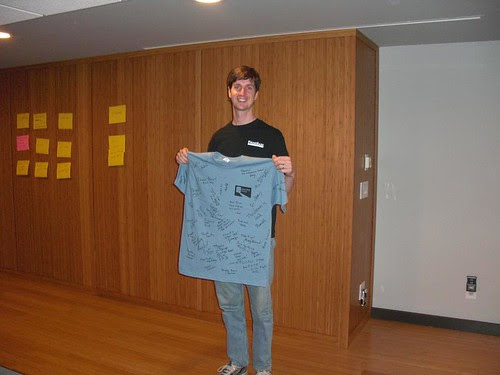 opensqlcamp - Good job, Baron!