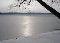 Frozen Lake Consecon