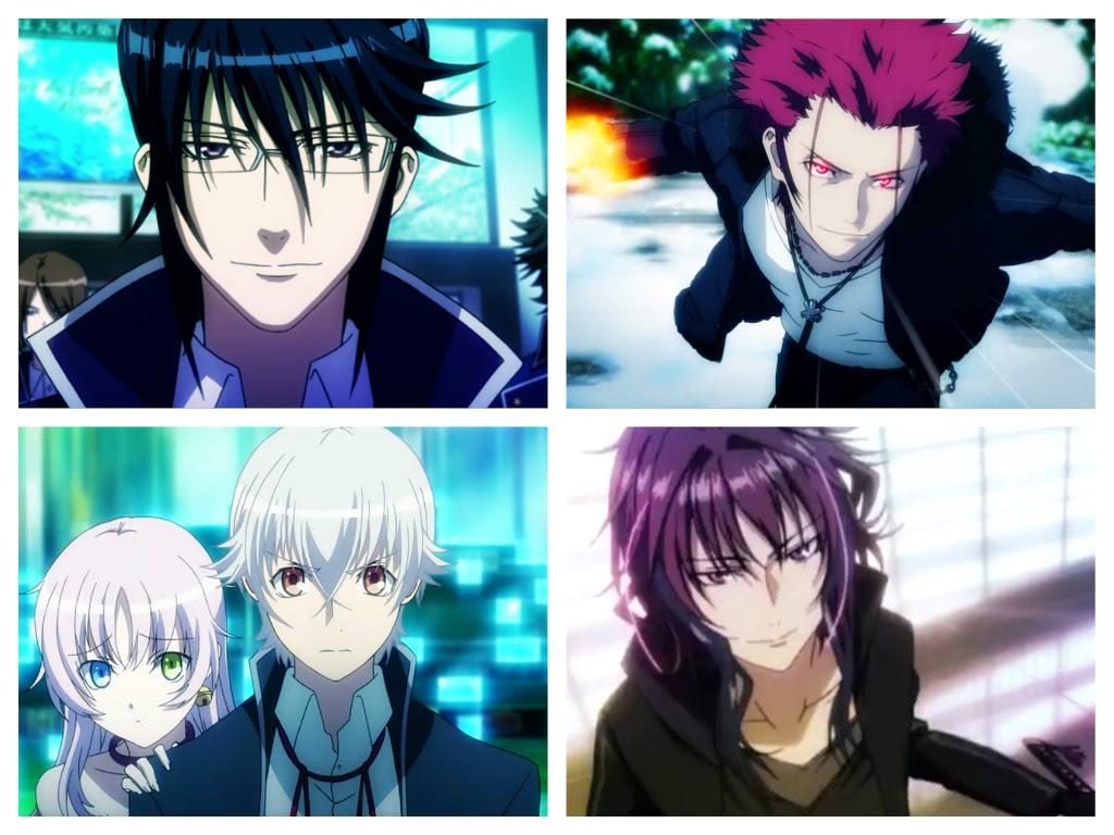 K Return Of Kings Anime Foto 39114849 Fanpop