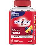 One A Day VitaCraves Multivitamin, Adult, Gummies - 150 gummies