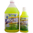 CFI TCEX House Wash Concentrated All Purpose Cleaner | Allergy-Reducing Relief