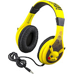 Ihome PK140 Kids Pokemon Headphones