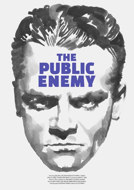 Resultado de imagem para public enemy 1931 poster