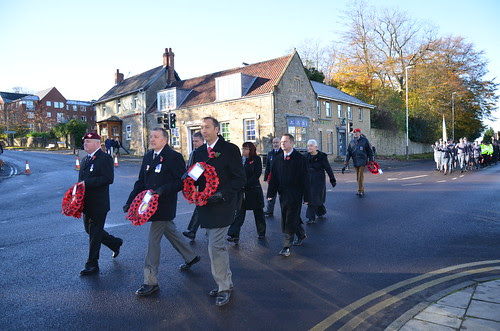 Whickham Remembrance Day November 2012 (6)