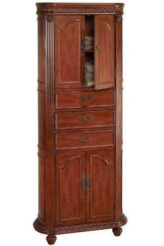 Home Depot Bathroom Cabinets Kendall Linen Storage