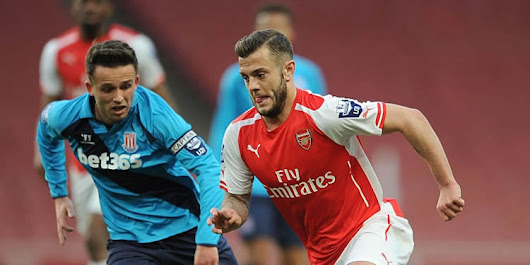 Wilshere facing a big challenge on return to fitness | Arseblog ... an Arsenal blog