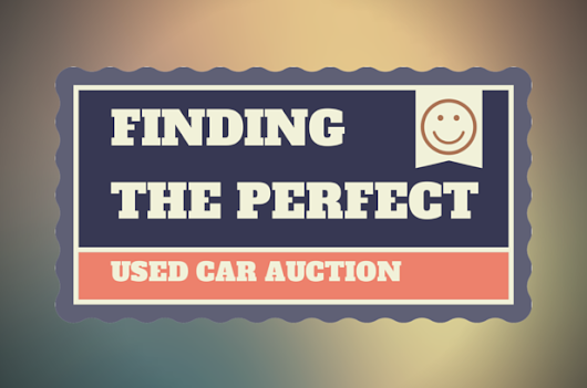 Finding The Perfect Used Car Auction » Velozity Automotive
