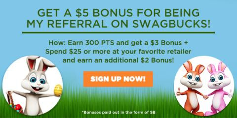 The April Referral Bonus - $5 per Referral