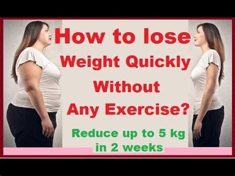 lose weight   week  exercise  english