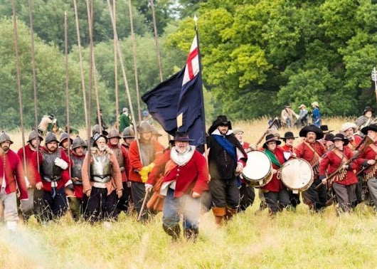 Otley council supports Civil War weekend with £1,000 grant