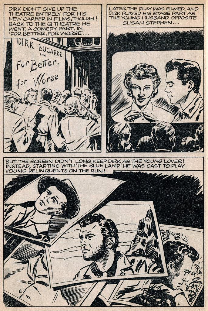 Dirk Bogarde comic 15