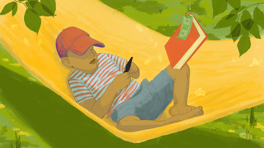 Raising Kids Who Want To Read — Even During The Summer
