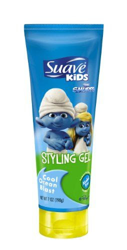Suave Suave Kids Ocean Blast Gel, 7 Ounce