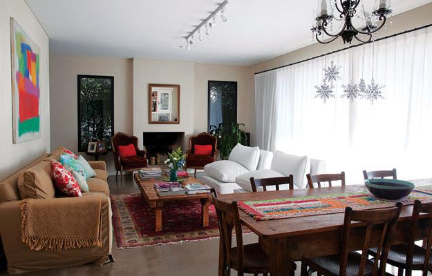 Decoracion Una casa a con diseo y color Tecno Haus