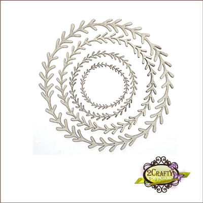 Frame Viney Circles (unit of 3)