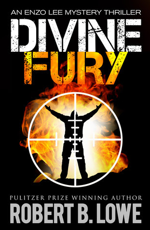 Divine Fury Cover