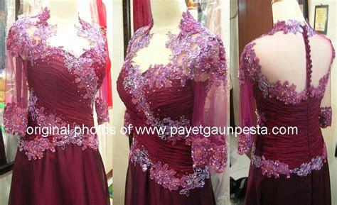 model gaun gereja mama  gaun resepsi payet gaun pesta