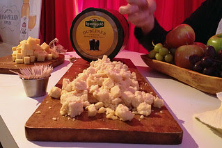 SF Chefs 2013 - Dubliner cheese by Kerrygold
