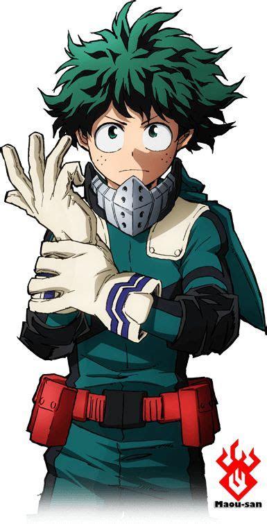 deku anime rysunki  manga
