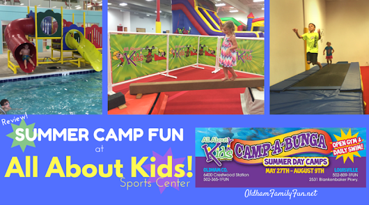 Review of All About Kids Summer Camp