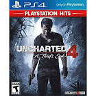 Uncharted 4: A Thief's End [PS4 Game]