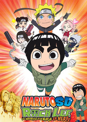 Rock Lee - Season 1