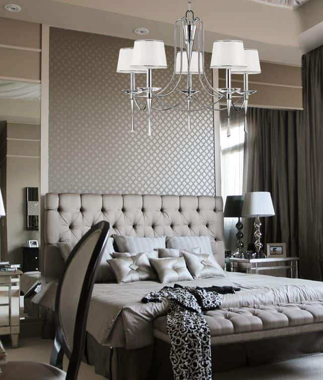 These 37 Elegant Headboard Designs Will Raise Your Bedroom ...