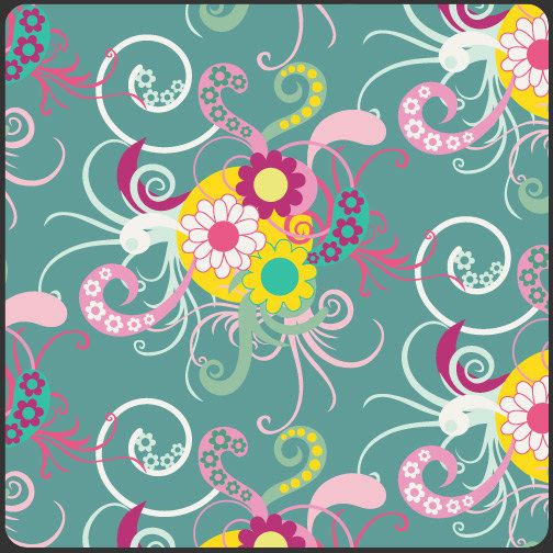 SALE 1 Yard Jucy Scents from Sugar by  Art by SecretScrapStash, $3.99