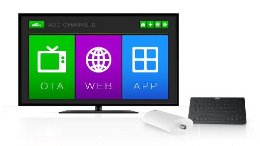 First look at the Mohu Channels, a connected TV tuner for cord cutters (video)