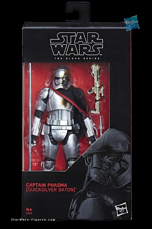 - Battle damaged Phasma