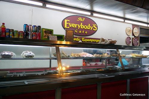 Everybody S Cafe San Fernando Pampanga Menu