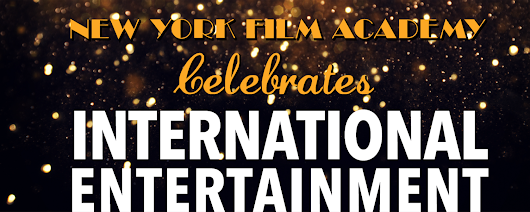 NYFA Celebrates International Entertainment: An Infographic