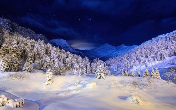 Ο Χειμώνας σε 35 υπέροχες φωτογραφίες (7)