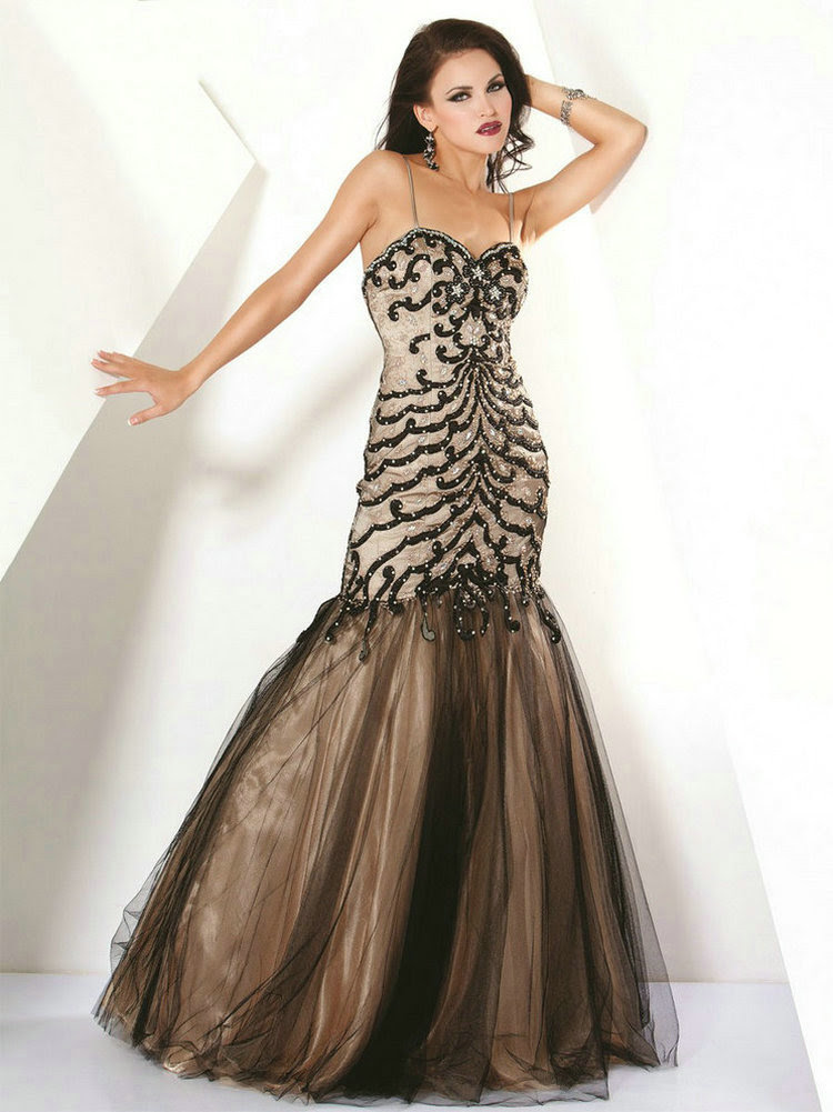 Evening party dresses online shopping