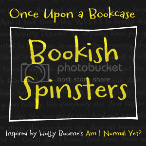 Bookish Spinsters Button
