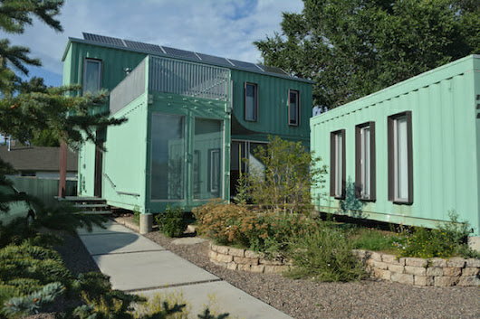 Would You Live in a Shipping Container? - Modernize