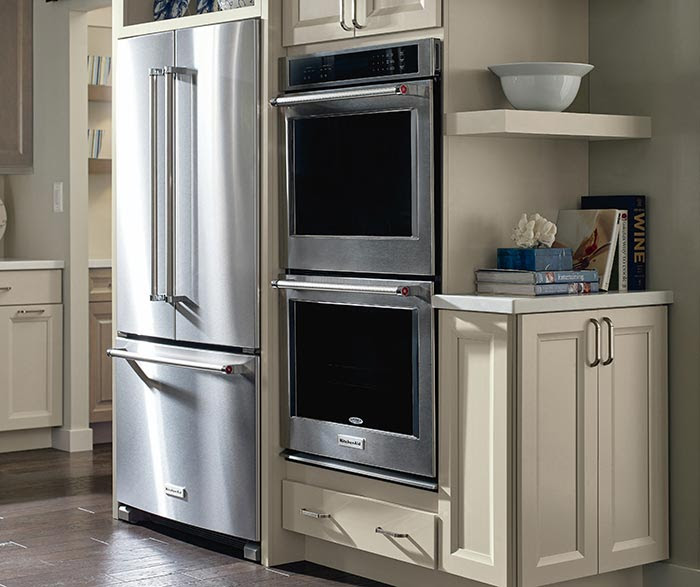 Double Oven Cabinet - Diamond Cabinetry